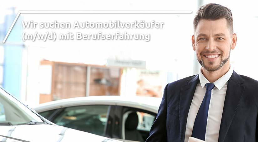 Karriere • Autohaus Westkamp