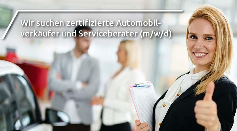 Serviceberater Karriere • Autohaus Westkamp