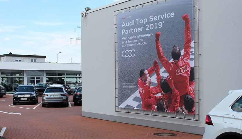 Audi • Autohaus Westkamp