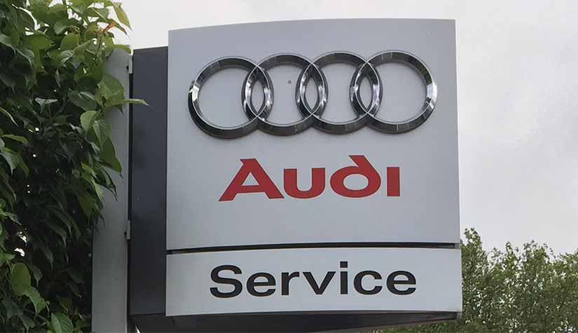 Audi Firmenkunden • Autohaus Westkamp