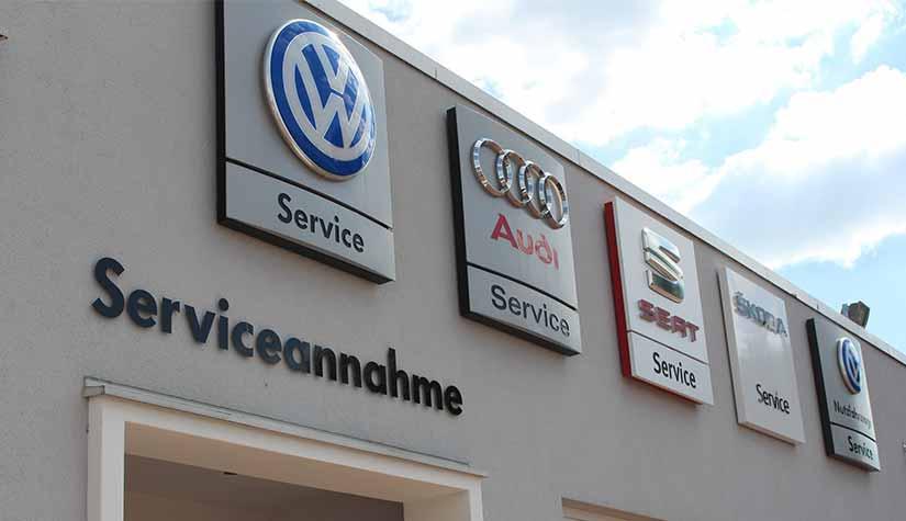 Gewerbekunden • Autohaus Westkamp