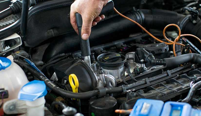 Inspektion-Diagnose-Service • Autohaus Westkamp