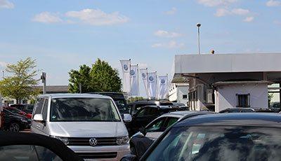 VW Nutzfahrzeuge • Autohaus Westkamp