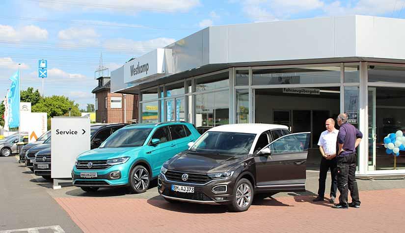 VW Aktionen • Autohaus Westkamp