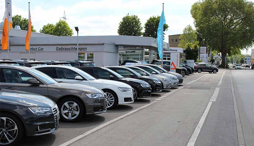 VW Gebrauchtwagen • Autohaus Westkamp