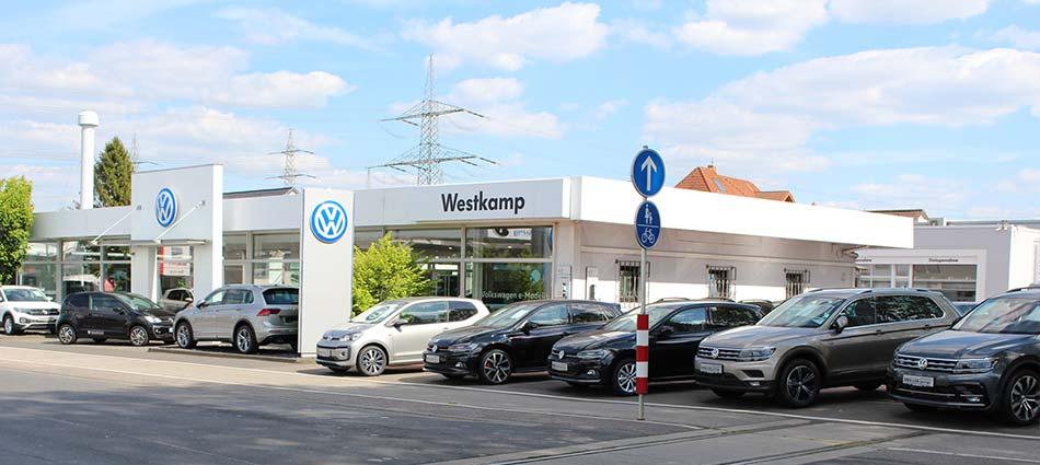 Service • Autohaus Westkamp