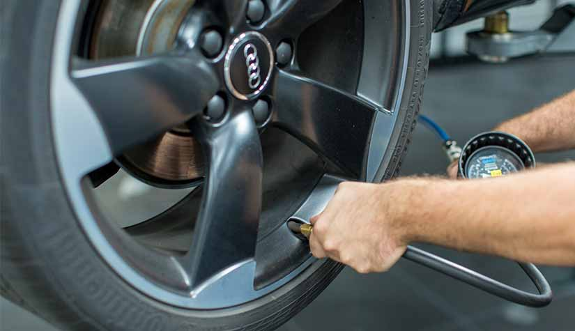 Neue Reifen-Felgen • Autohaus Westkamp